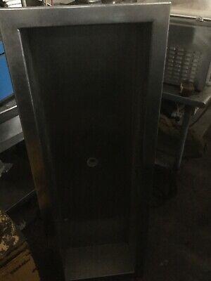 Stainless Steel Drop In Ice Bin 4 8 Long
