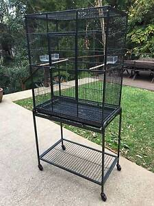 Bird flight cage complete with gym and accessories Coledale Wollongong Area Preview