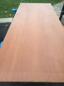 Large Cherry Laminate Particle Board