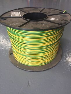 2.5mm Power Earth Cable. 240volt.