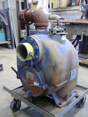 Gorman Rupp T4a60-8 4 Trash Pump