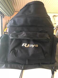 Triumph bike bags