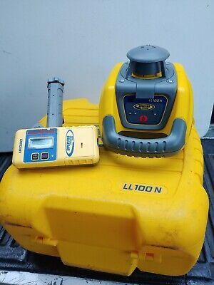 Spectra Precision Laser Ll100n W Hr 320 Receiver