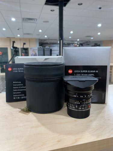UV IR Filter for the 18mm f//3.8 M Lens Leica Digital Ultra Violet // Infra Red