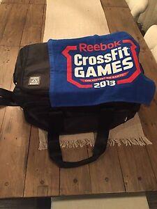 Reebok Crossfit duffle bag