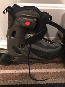 Woman's size 8 roller blades.