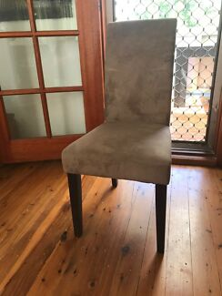 Dining chairs x6 $50