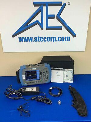Agilent N9342c Handheld Spectrum Analyzer 100 Khz - 7 Ghz