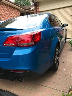 Vf Holden Commodore