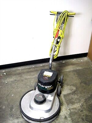 Nss Charger 1500 20 High Speed Electric Buffer Scrubber Burnish 1.5 Hp Motor