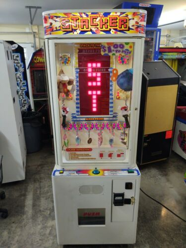 STACKER BY LAI PRIZE REDEMPTION ARCADE GAME