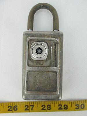 Vintage Supra-c Lock Box No Key Realator Title 6360 Skuags