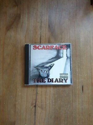 Scarface - The Diary CD, Rare