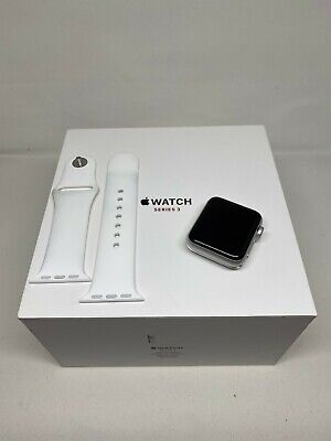 Apple Watch Series 3 38mm Aluminum GPS + Cellular