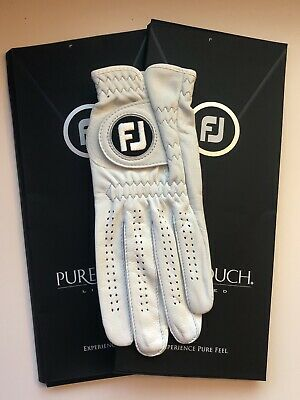 FootJoy Pure Touch Golf Glove (2pk) - PICK SIZE & HAND Brand (Touch Golf Gloves)