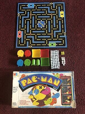Vintage Pac-Man Board Game