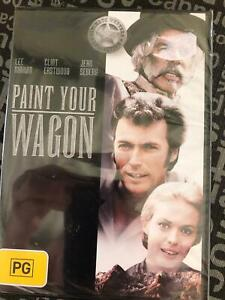 Paint Your Wagon DVD new