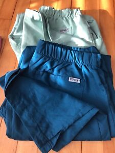 Greys medium scrub pants