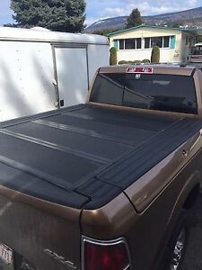 Dodge Tonneau Cover and Box Spacer