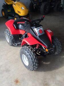 2005 Suzuki LT80