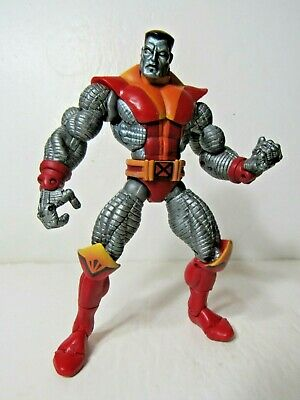 Marvel Legends series 5 X-Men Colossus 6 inch action figure Toybiz