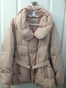XXL ladies down coat