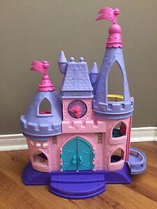 Fisher Price Little People Disney Princess Song Palace