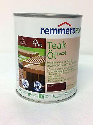 15,98€/L Remmers Teaköl eco Holzpflege Möbel Pflege 750 ml Teak Öl