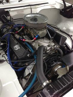 HOLDEN 308 ENGINE BIG CAM AND HEADS HQ HJ HZ TORANA