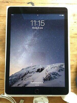 Apple iPad Air 2 64GB, Wi-Fi, 9.7in A1566 Space Gray