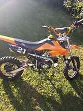 125cc torpro pitbike for sale or swaps Dean Park Blacktown Area Preview