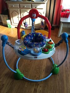 Bouncer - fisher price laugh and learn