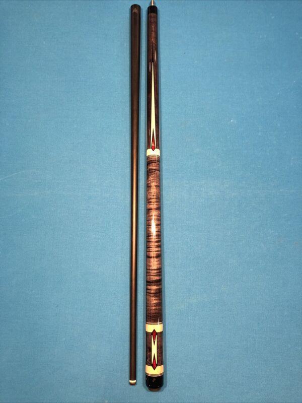 Pechauer Custom Carbon Cue w/ Rogue Shaft