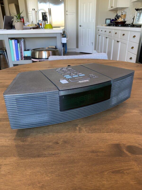 Bose Wave Radio CD Player Stereo Alarm Clock Model AWRC1G