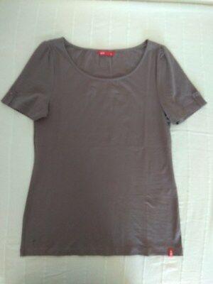 edc by ESPRIT T-Shirt Gr. XL Milchkaffee (Braun) Neu