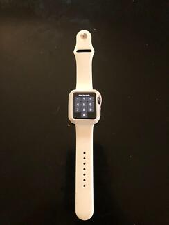 Apple Watch 2 with different bands