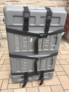 Trico Iron Case Bike Travel Case used in good condition