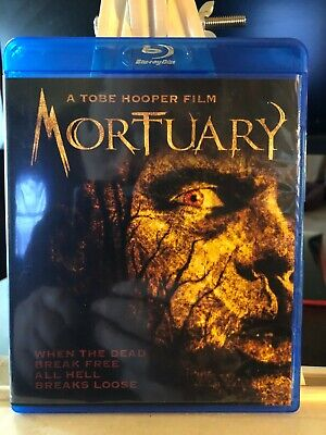 Mortuary Blu-ray MVD Visual LIKE NEW Tobe Hooper, Denise Crosby