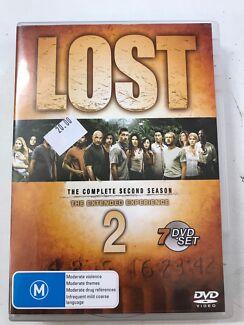 LOST Complete Second Season 7 DVD Set