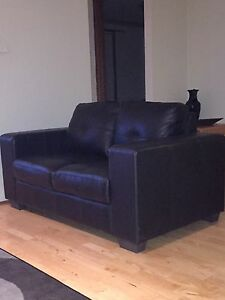 Leather lounges St Clair Penrith Area Preview