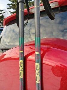 EXEL 150cm cross country ski poles