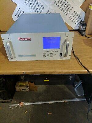 Thermo Electron Model 81i Hg Calibrator Used