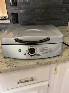 GE electric grill