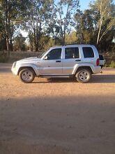 Jeep Cherokee limited Chinchilla Dalby Area Preview