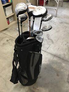 Golf clubs $50