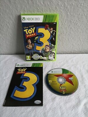 Toy Story 3 (Xbox 360 Game)