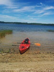 For sale or trade 12' Sun Dolphin Kayak