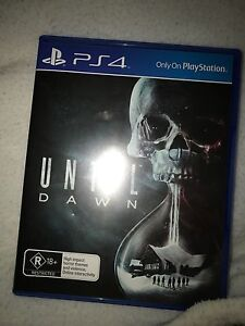Until dawn PS4 Earlwood Canterbury Area Preview