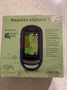 Magellan eXplorist 510, Handheld GPS