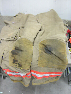 38s Janesville Turnout Bunker Pants Inseam 26 Out 38